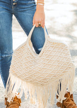 Load image into Gallery viewer, Macrame Boho Bag