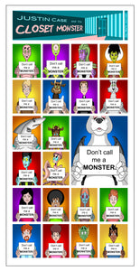 Don't Call Me a Monster (Poster)