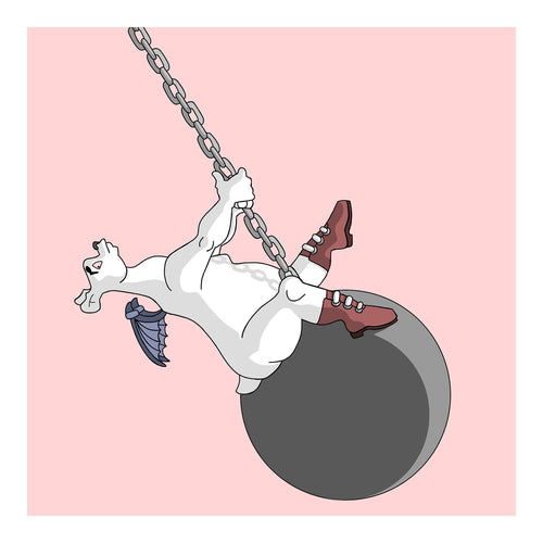 Wrecking Ball (Art Print)