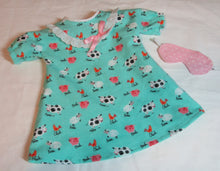 Load image into Gallery viewer, Bitty Baby Farm Animal Nightgown