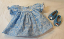 Load image into Gallery viewer, Bitty Baby Sky Blue Sparkly Dress
