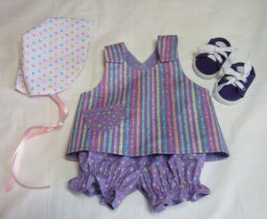 Bitty Baby Sunsuit