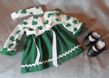 Load image into Gallery viewer, Saint Patrick's Day Dress