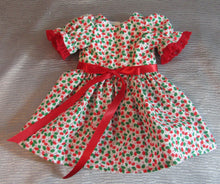 Load image into Gallery viewer, Wellie Wisher Holly Christmas Dress