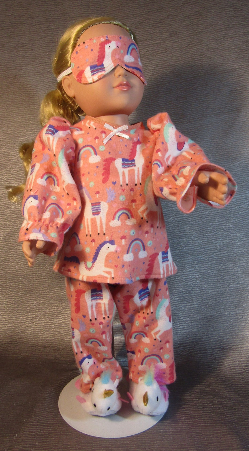 Unicorn Flannel Pajamas