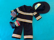 Load image into Gallery viewer, Firefighter Outfit