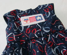Load image into Gallery viewer, Patriotic Embroidered Dress