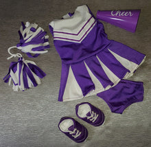 Load image into Gallery viewer, Cheerleader Outfit