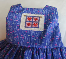 Load image into Gallery viewer, Quilt Embroidered Dress