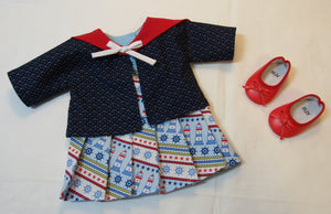 Sailor Dress & Jacket