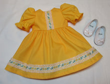 Load image into Gallery viewer, Sunny Yellow Dress