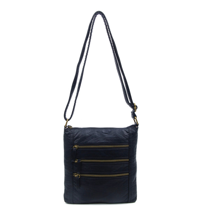 Ampere Black Cross Body