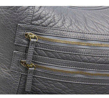 Load image into Gallery viewer, Ampere Silver Lisa Convertible Bag