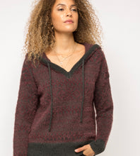 Load image into Gallery viewer, Mystree Hooded Sweater