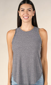 Lovestitch Racerback Striped Tank
