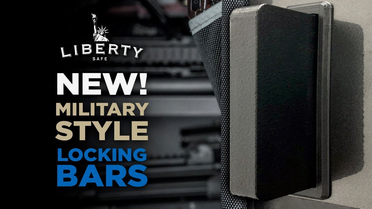 Liberty Safe Locking Bar Technology: 4 Things to Know