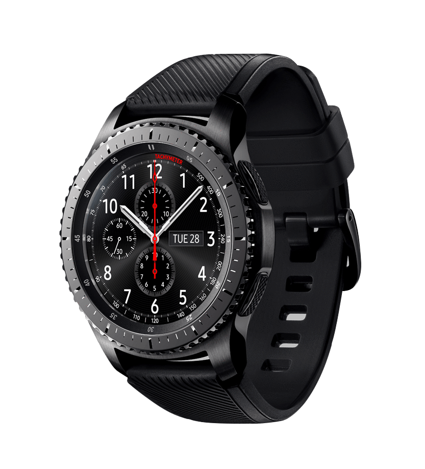 Red Radiance A3 Smartwatch