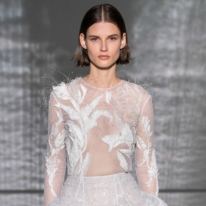 My top 5 Wedding looks from Couture SS19.