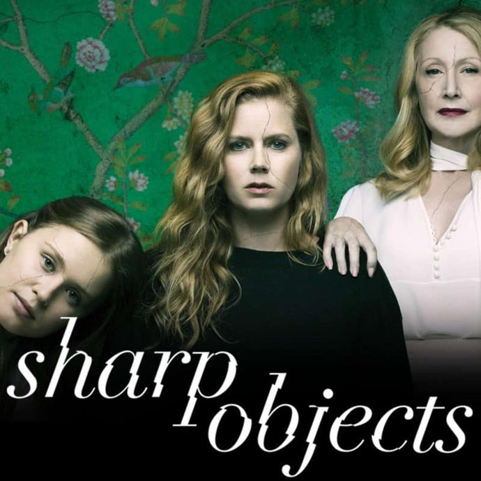 TV Series Review: Sharp Objects. (2018)