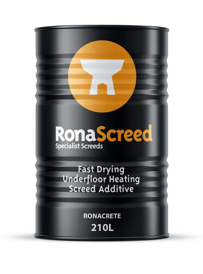 RonaScreed Fast Drying Underfloor Heating Screed Additive