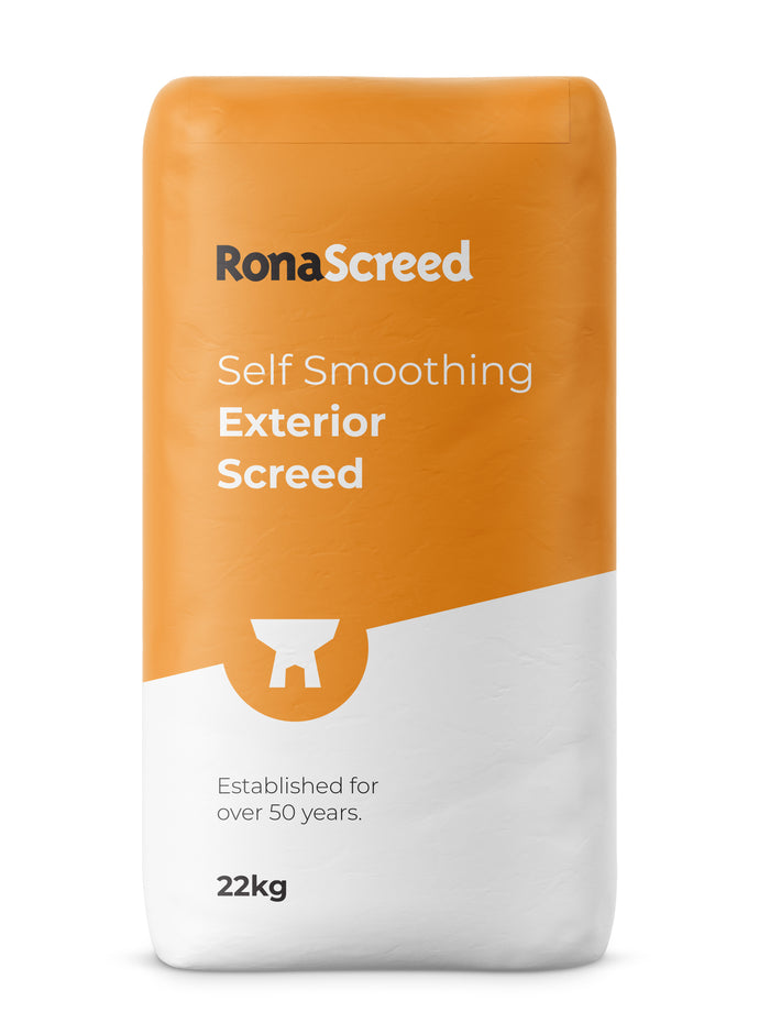RonaScreed Self Smoothing Exterior Screed