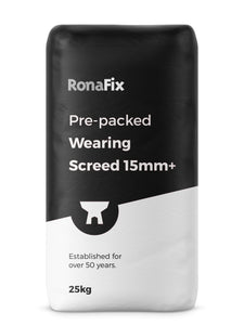 Ronafix Pre-packed Wearing Screed 15mm+
