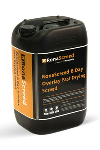 RonaScreed 8 Day Overlay Fast Drying Screed 20L
