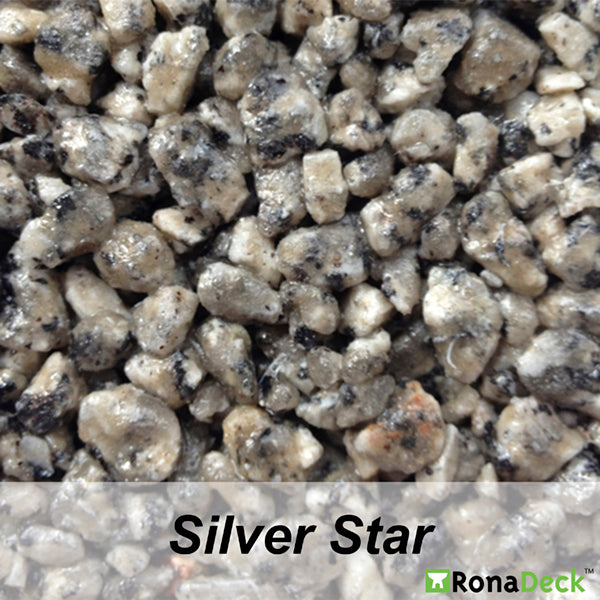 RonaDeck Eco Tree Pit Silver Star 113kg