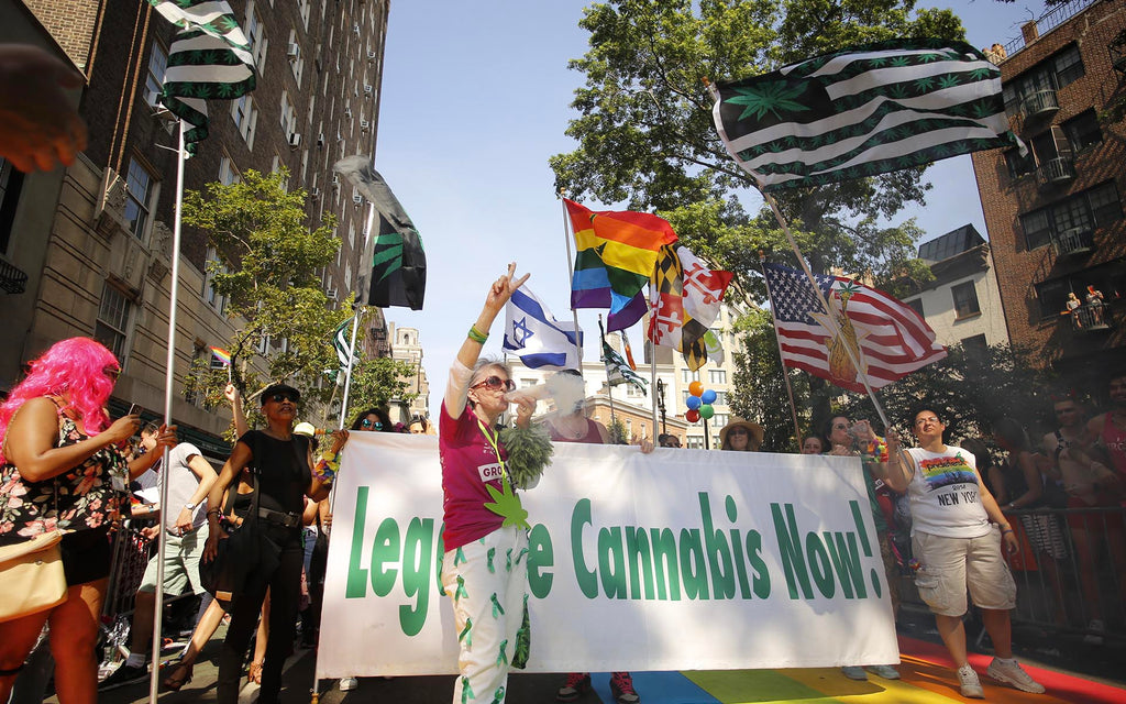 Which countries are next in line to reap the benefits of legal cannabis?