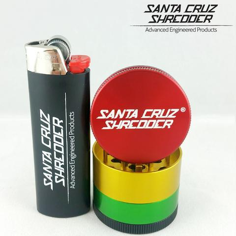 Santa Cruz Shredder - 4 Piece Grinder