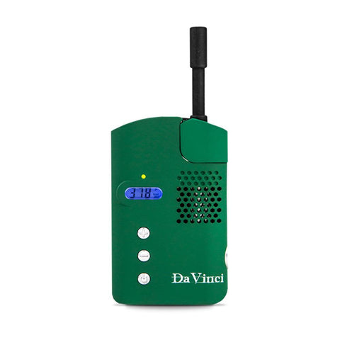 The DaVinci Pocket Vaporizer Green