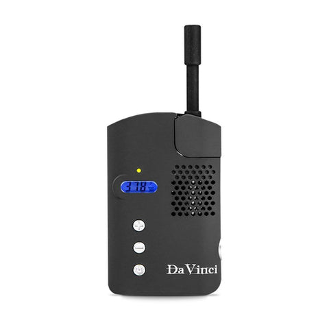 The DaVinci Pocket Vaporizer Gray