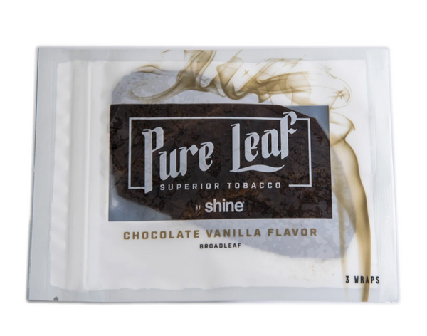 Shine Pure Leaf Wrap