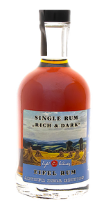 """A WEBSHOP EXCLUSIVE"" EIFEL RUM ""SINGLE RUM"" 12 - FASSSTÄRKE - 350 ML - 50,8% VA"