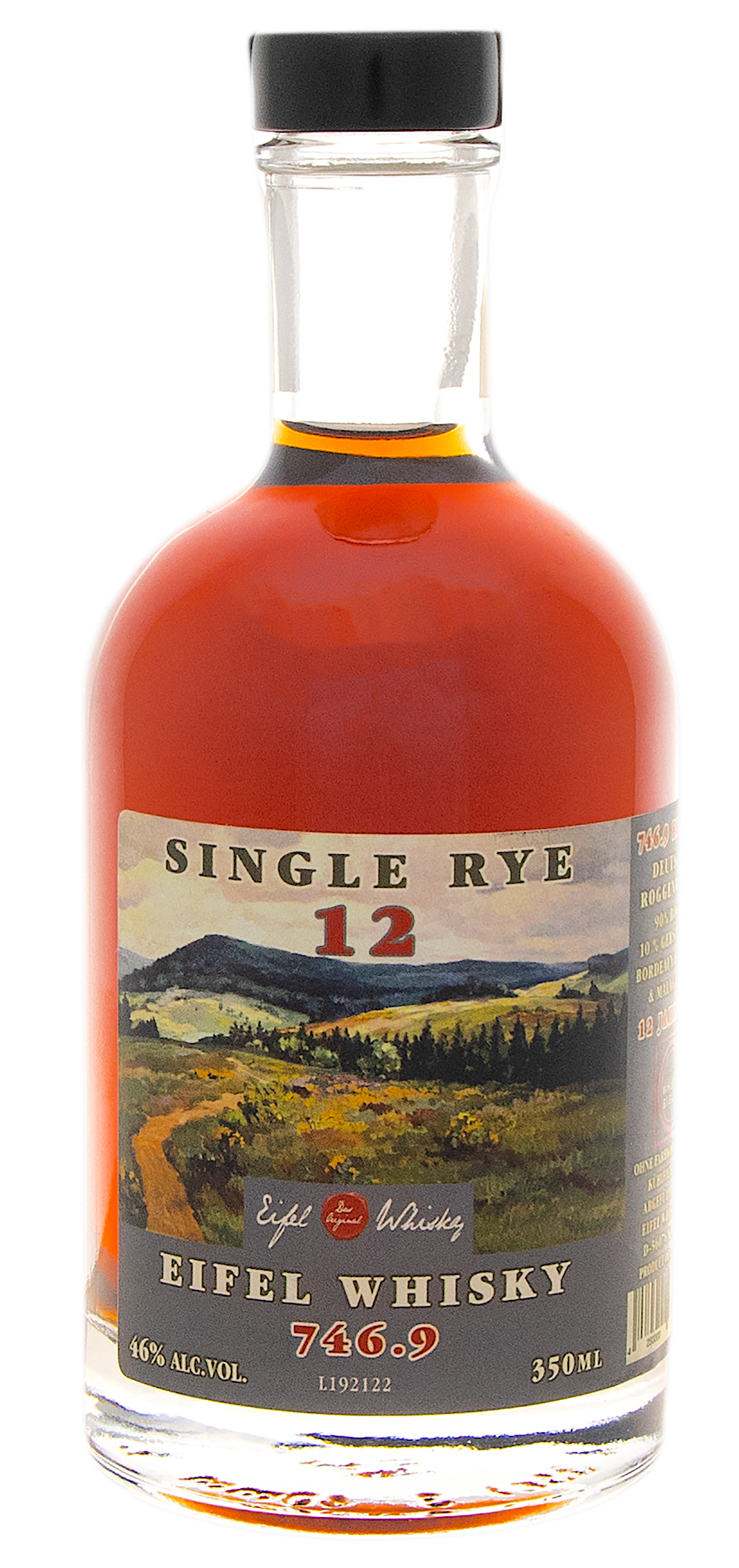 EIFEL WHISKY 746.9 SINGLE RYE
