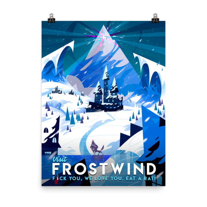 Frostwind Poster
