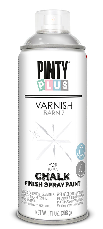 BARNIZ EN SPRAY PARA CHALK PINTYPLUS 400ML