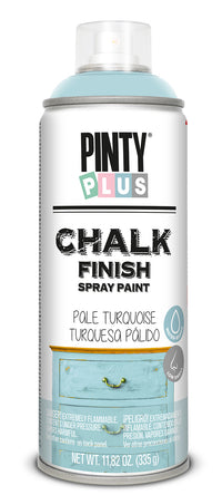 PINTYPLUS CHALK SPRAY PAINT 400ML
