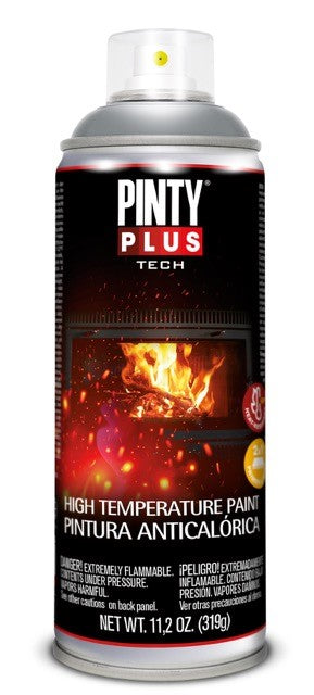 PINTURA ANTICALORICA EN SPRAY PINTYPLUS TECH 400ML