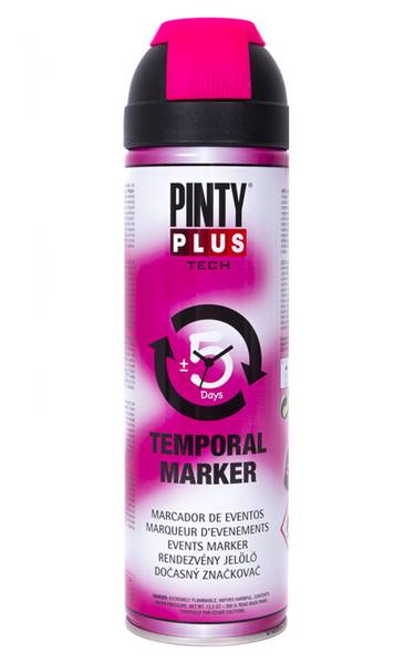 MARCADOR DE EVENTOS PINTYPLUS TECH 500ML