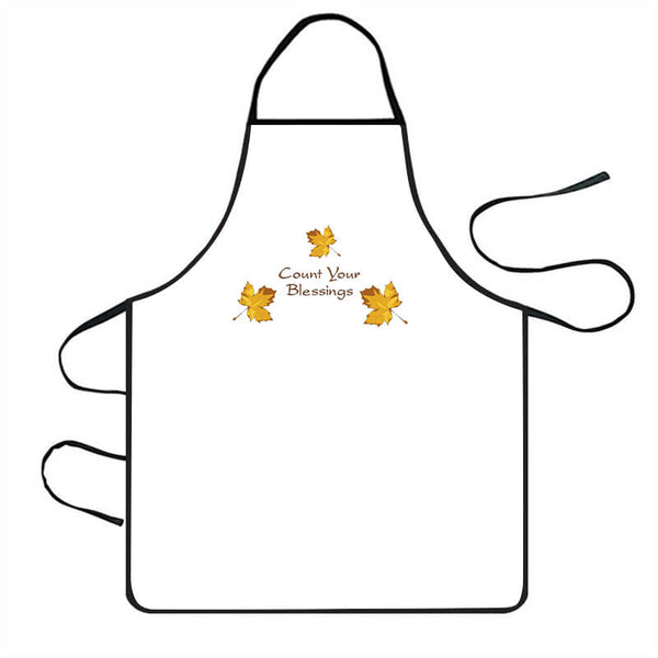 Funny Thanksgiving Apron B - BlingPainting