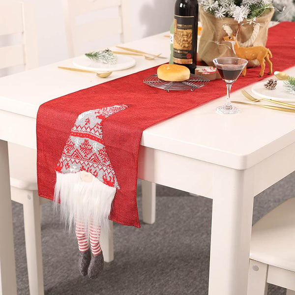 Christmas Elf Table Runner - BlingPainting