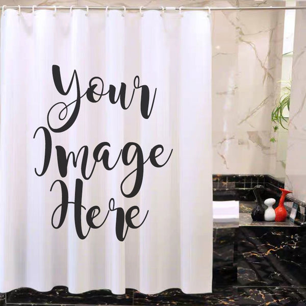 Custom Photo Shower Curtains - BlingPainting