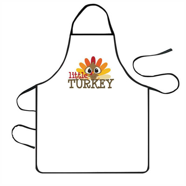 Funny Thanksgiving Apron D - BlingPainting