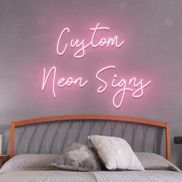 Custom LED Neon Sign Lights