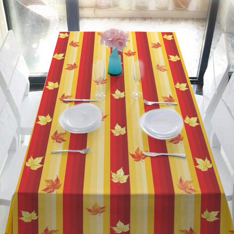 Fall Harvest Thanksgiving Tablecloth J - BlingPainting