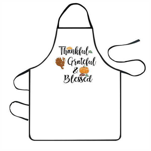 Funny Thanksgiving Apron I - BlingPainting