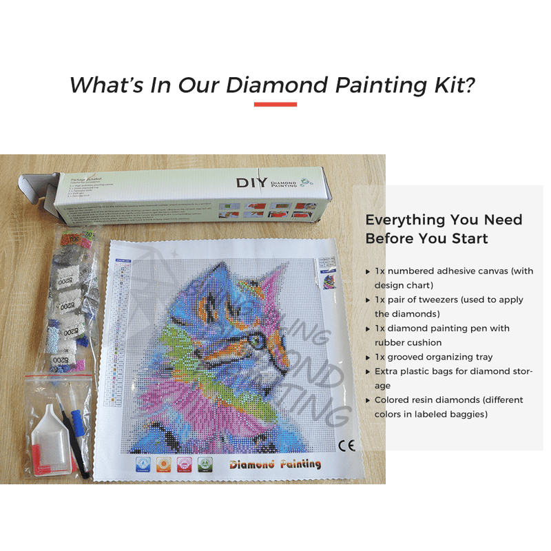 [Best Selling DIY Diamond Paintings Oil Painting Online] - Bling Painting
