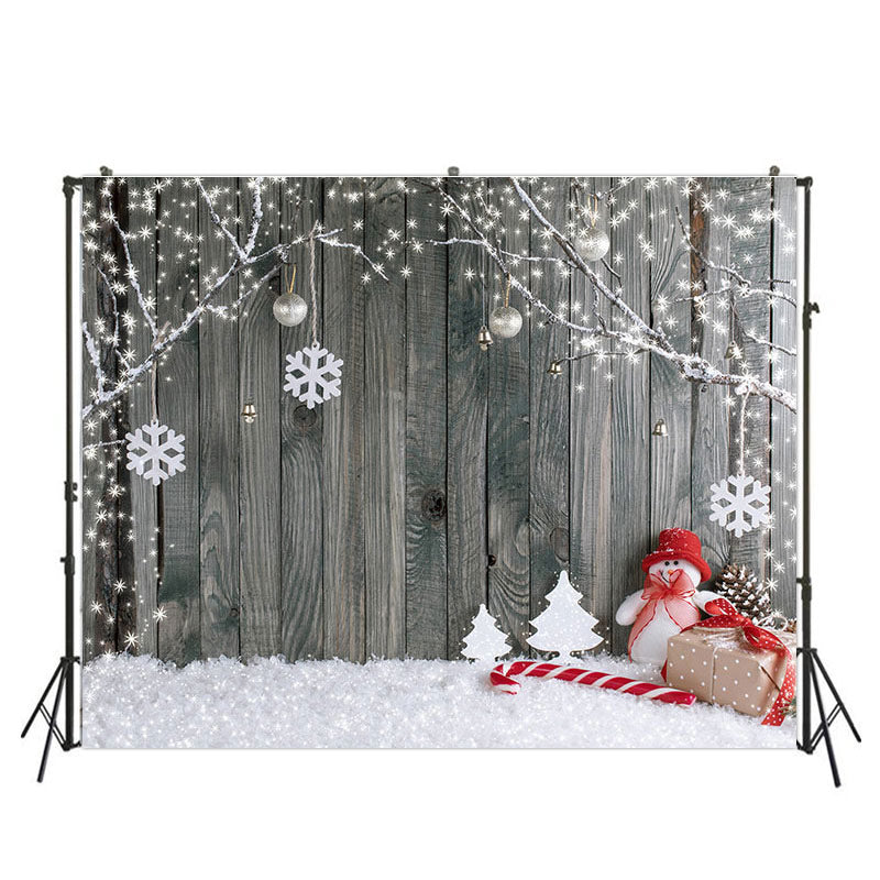 Fashion Christmas Gifts Photography Backdrops Wallpaper
