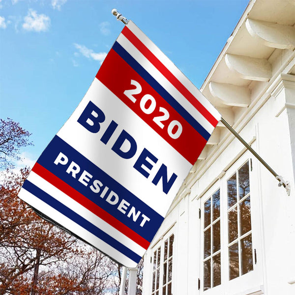 Joe Biden for President 2020 Garden Flag House Flag K